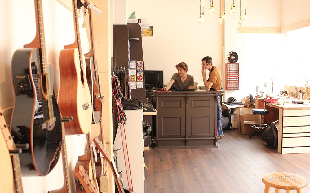 Black Trombone réparateur d'instruments de musique saint-nazaire
