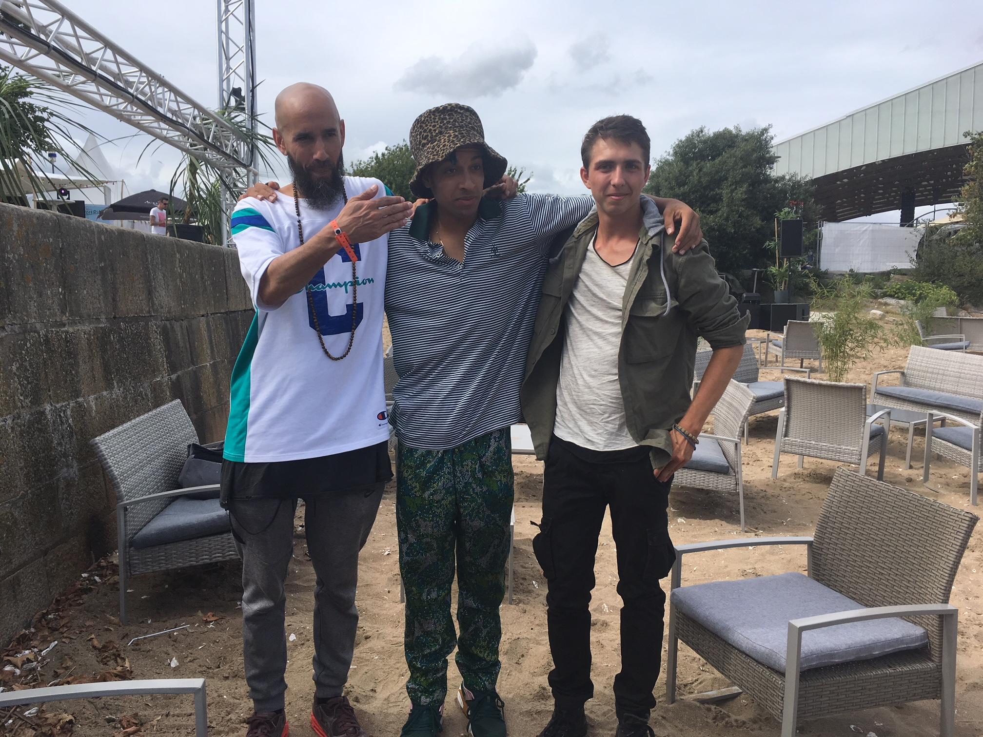 Remi hip-hop escales festival saint nazaire